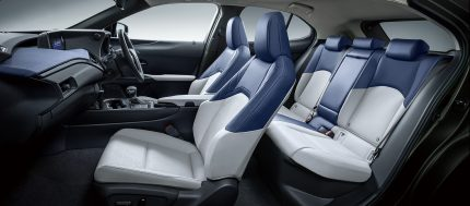 The All New 2019 Lexus UX Launched 15