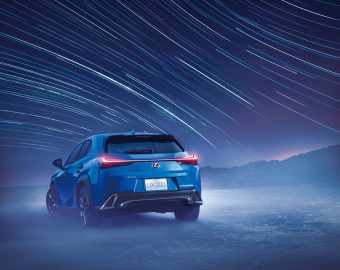 The All New 2019 Lexus UX Launched 8