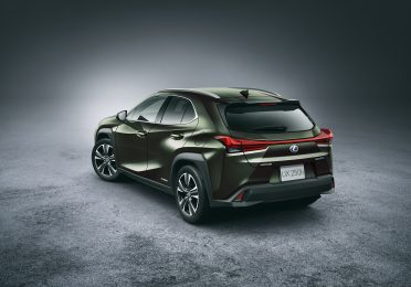 The All New 2019 Lexus UX Launched 18
