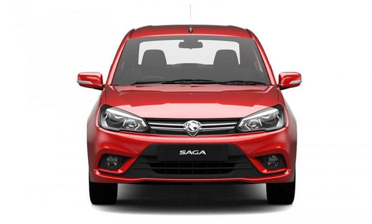 The Upcoming 1.3L Proton Saga Sedan 11