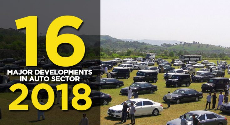 16 Major Developments in 2018 1
