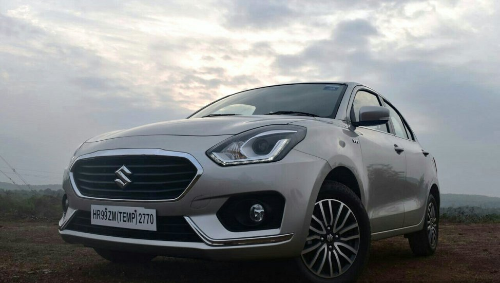 Maruti Dzire Knocked the Alto as India's Best-Selling Car of 2018 1