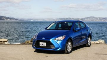 Next Gen Toyota Yaris to be Based on Mazda 2 6