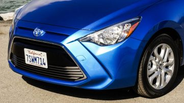 Next Gen Toyota Yaris to be Based on Mazda 2 12