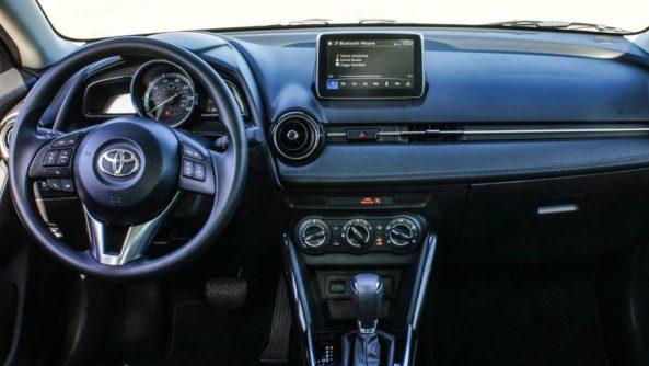 Next Gen Toyota Yaris to be Based on Mazda 2 11