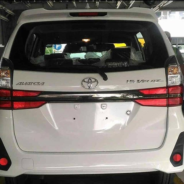 2019 Toyota Avanza Facelift Exposed Ahead of Debut 5