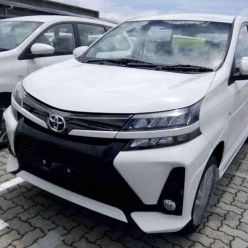 2019 Toyota Avanza Facelift Exposed Ahead of Debut 2