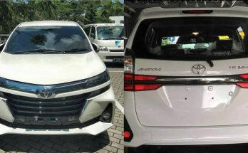 2019 Toyota Avanza Facelift Exposed Ahead of Debut 7