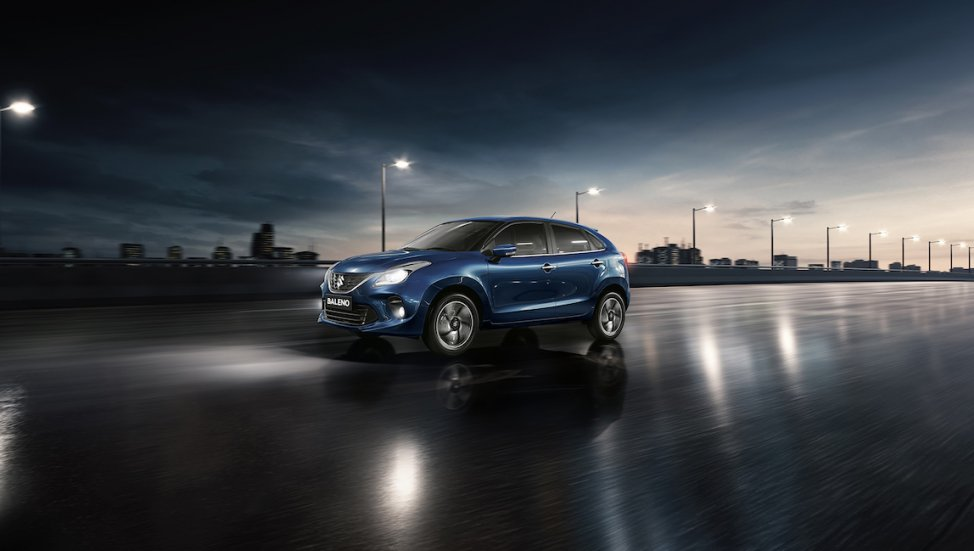 2019 Suzuki Baleno Facelift Launched in India at INR 5.45 lac 2