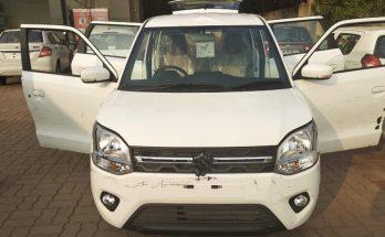2019 Maruti Wagon R Reaching Dealerships 9