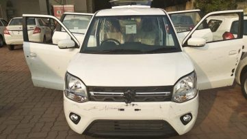 2019 Maruti WagonR Teased Ahead of Debut 4