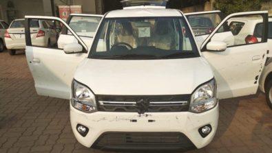 2019 Maruti WagonR Teased Ahead of Debut 3