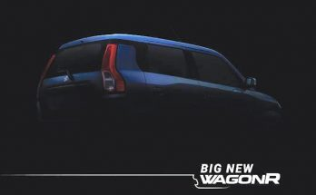 2019 Maruti WagonR Teased Ahead of Debut 1