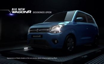 Maruti Releases First Video and Images of the 2019 WagonR 2