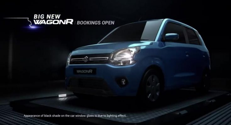 Maruti Releases First Video and Images of the 2019 WagonR 1