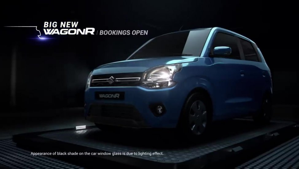Maruti Releases First Video and Images of the 2019 WagonR 10