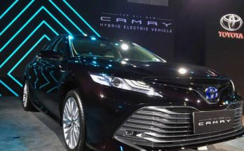 2019 Toyota Camry Hybrid launched in India for INR 36.95 lac 9