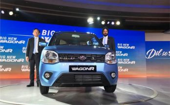 All New 2019 Wagon R Launched in India for INR 4.19 lac 5
