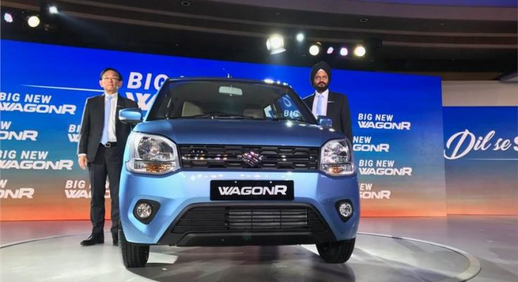 All New 2019 Wagon R Launched in India for INR 4.19 lac 1