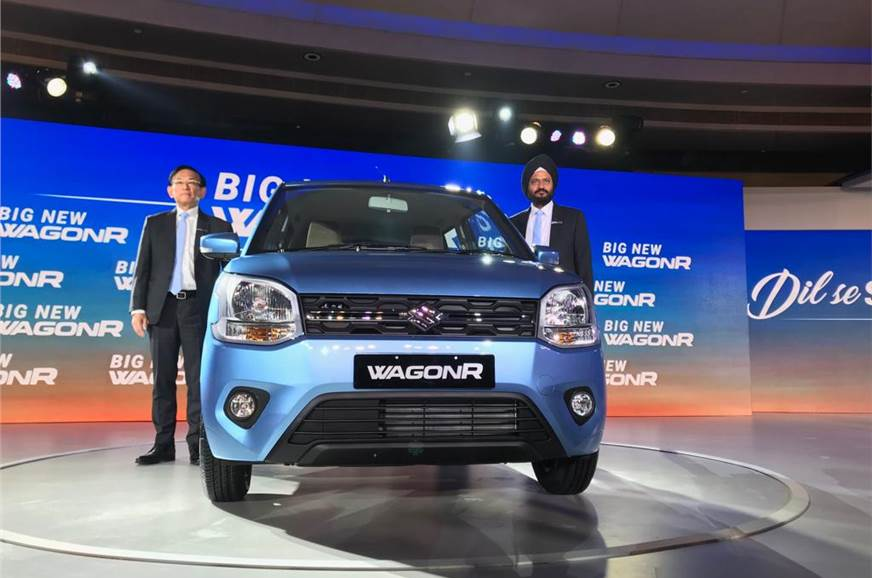 All New 2019 Wagon R Launched in India for INR 4.19 lac 4
