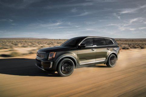 Kia Unveils Telluride- Its Largest SUV 5