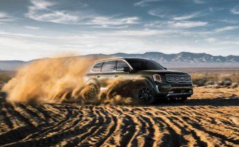 Kia Unveils Telluride- Its Largest SUV 11