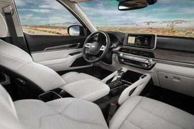 Kia Unveils Telluride- Its Largest SUV 10