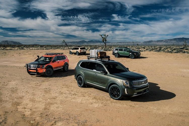 Kia Unveils Telluride- Its Largest SUV 14