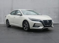 Next-gen Nissan Sylphy Leaked Ahead of Debut 6