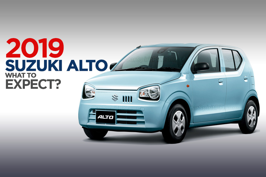 2019 Pak Suzuki Alto- What to Expect? 2