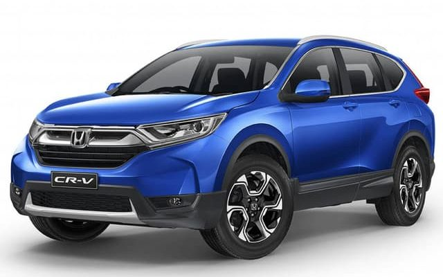 Honda Launches a New Entry Level Variant of 7-seat CR-V in Australia 1