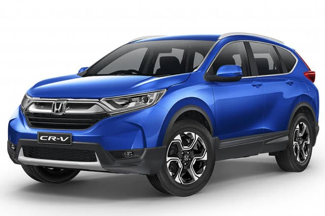 Honda Launches a New Entry Level Variant of 7-seat CR-V in Australia 5