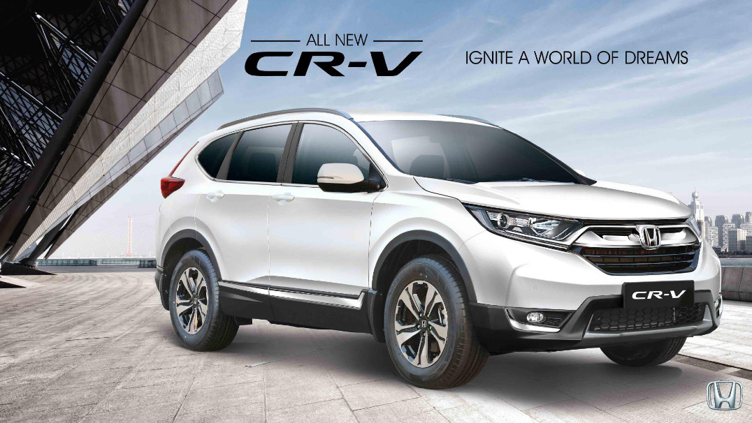 Honda Launches a New Entry Level Variant of 7-seat CR-V in Australia 4