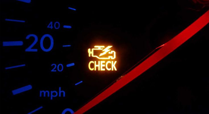 Top 5 Reasons Why Check Engine Light Comes On 1