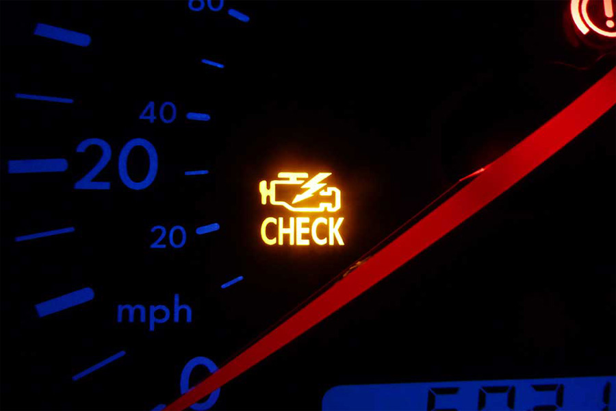 Top 5 Reasons Why Check Engine Light Comes On 7