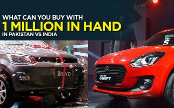 What You Get in 1 Million: Pakistan vs India 6