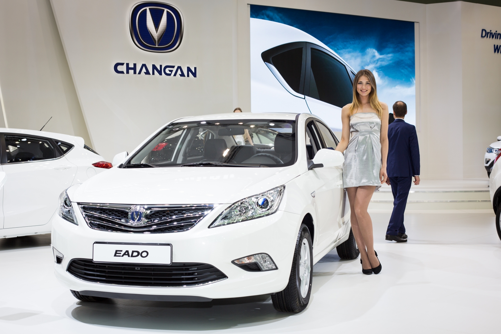 Changan Sold 1 Million+ Units in China for 4th Year in a Row 3