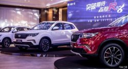 FAW Unveils Senia R8 in China 12