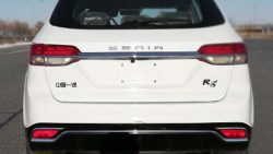 FAW Unveils Senia R8 in China 7