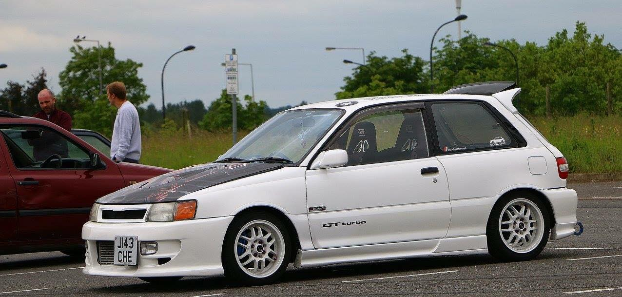 Remembering the Toyota Starlet 9