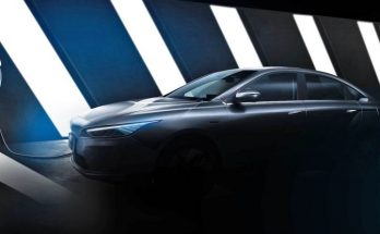 Geely Teases the GE11 Electric Sedan 1