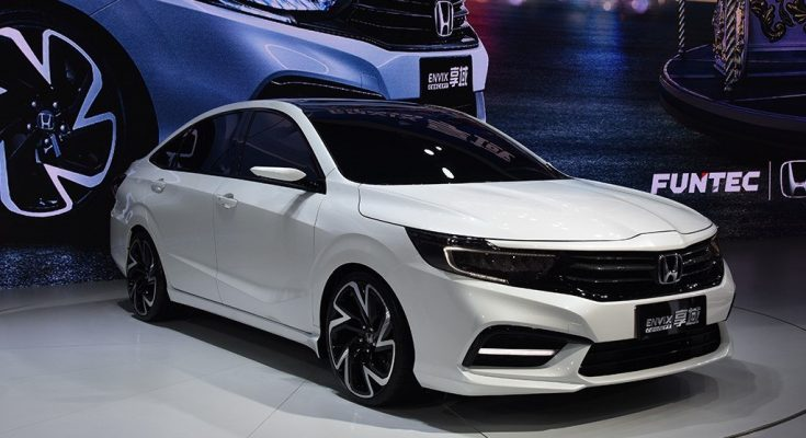 Honda Envix- Bigger than Civic, Smaller than City 1