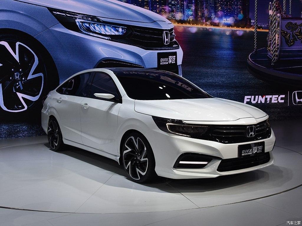 Honda Envix- Bigger than Civic, Smaller than City 1
