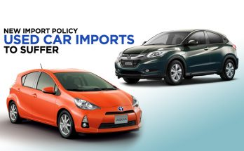 Used Car Imports Shaken Due to Latest Policy 1