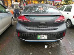 Hyundai Ioniq Hybrid Spotted Again 12