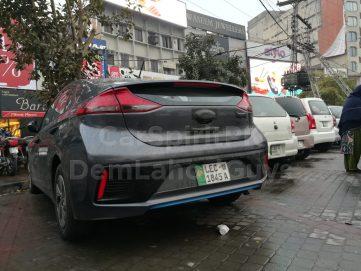 Hyundai Ioniq Hybrid Spotted Again 14