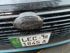 Hyundai Ioniq Hybrid Spotted Again 8