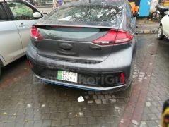 Hyundai Ioniq Hybrid Spotted Again 11