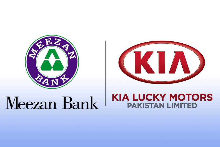 Meezan Bank and KIA Lucky Signs MoU for Promoting Grand Carnival 8
