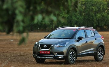 Nissan Kicks Launched in India Starting from INR 9.5 lac 10
